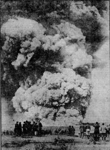 1924 Kilauea Eruption (from the Honolulu-Star Bulletin)