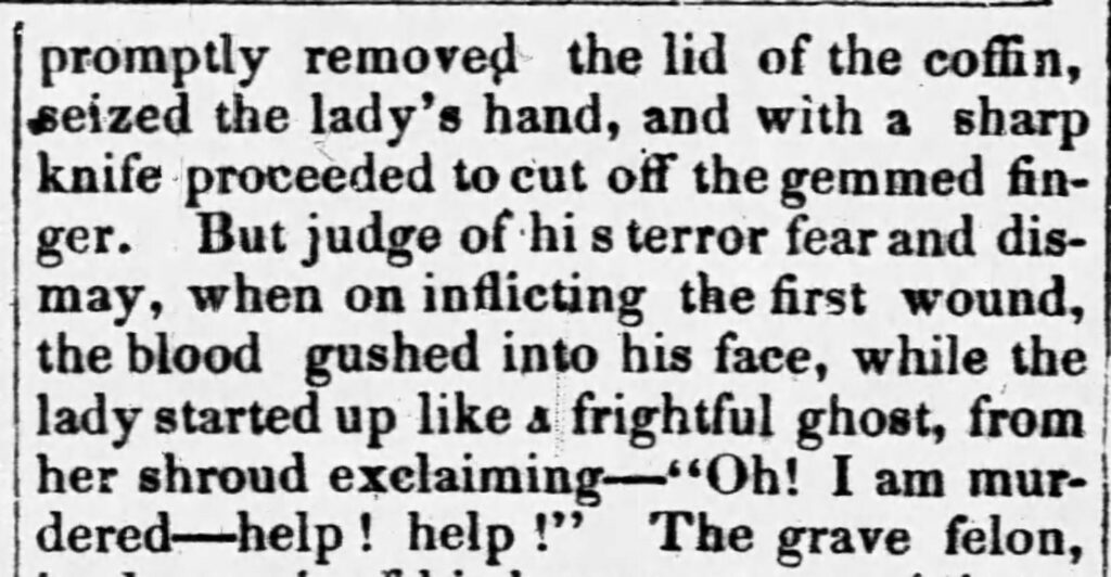 The York Gazette, 08.30.1836.